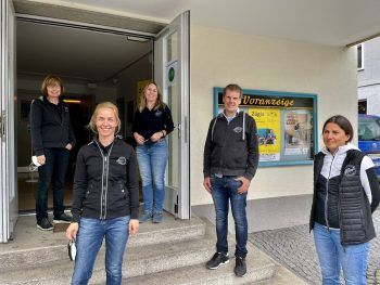 "<p class=""caption"">Das Team Altes Kino Rankweil.</p>"