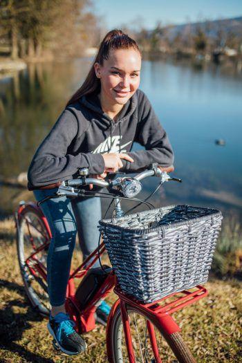 Der Jannersee ist ein beliebtes Ausflugsziel für Groß und Klein. Symbolfoto: Sams