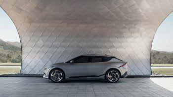Der neue Kia EV6 ist ein echtes Schmuckstück – außen wie innen. Fotos: handout/Kia