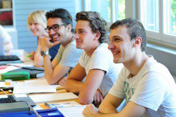 Die Lehramtsstudien bieten ein abwechslungsreiches Lehr- und Lernprogramm.