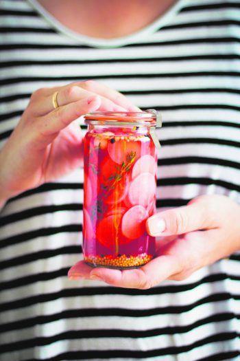Ein wunderbares Rezept, das sich perfekt als kleines Mitbringsel eignet.Fotos: Nadin Hiebler, SPAR