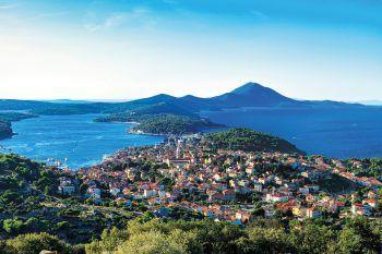 """<p class=""""caption"""">In Mali Losinj in Kroatien findet man zahlreiche Buchten in denen man herrlich baden kann.</p>"""