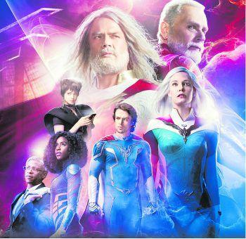 Jupiter's LegacyNetflix, Serie, Sci-Fi. Sie sind die erste Generation von Superhelden. Doch als ihre Kinder in ihre Fußstapfen treten sollen, kommt es zu Spannungen und die alten Regeln haben ausgedient. Ab Freitag.