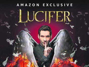 """<p class=""""title"""">Lucifer – S. 5b</p><p>Prime Video, Serie, Fantasy. Nachdem Gott (Dennis Haysbert) im Streit zwischen Lucifer und seinem Bruder Michael (beide Tom Ellis) intervenieren musste, steht ein epischer Kampf bevor. Abrufbar.</p>"""