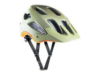 "<p class=""caption"">Mit dem Helm ""Bontrager Rally WaveCel"" ist der Kopf immer optimal geschützt. Preis: 149,99 Euro Euro.</p>"