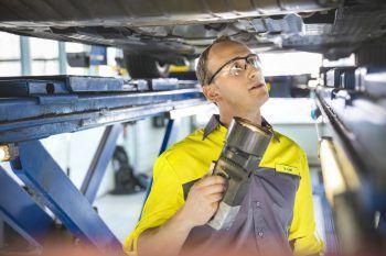 Mit den ÖAMTC-Überprüfungen kann man sich sicher sein, dass alles am Fahrzeug passt.Foto: handout/ÖAMTC