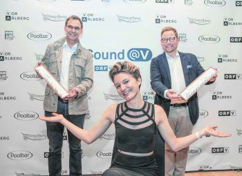 Sängerin Nnella gewann 2020 das Publikums-Voting. Fotos: handout/ORF Vorarlberg
