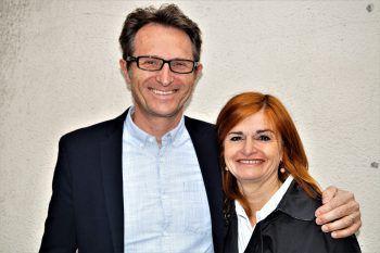 "<p class=""caption"">Silvia und Wolfgang Lipburger.</p>"