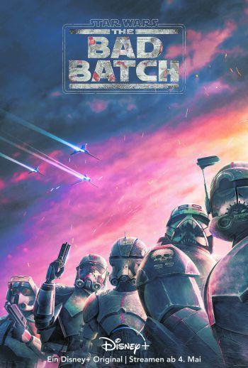 """<p class=""""title"""">Star Wars: The Bad Batch</p><p>Disney+, Serie, Animation. Eine Gruppe von experimentellen Elite-Klonen muss seinen Platz in einer neu geordneten Galaxis finden. Ab Dienstag wöchentlich eine neue Folge.</p>"""