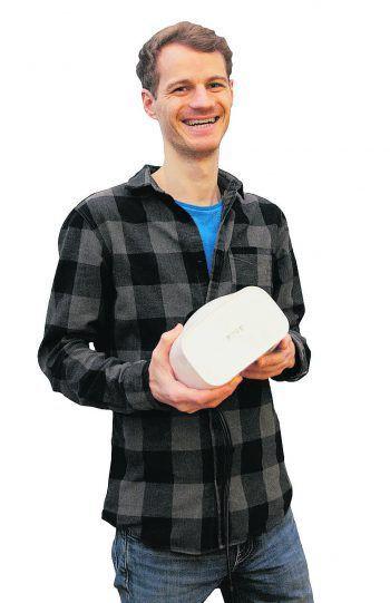 Thomas Kasseroler studiert im Master Informatik an der FH Vorarlberg und arbeitet in der Forschung.