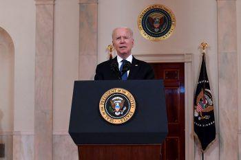 US-Präsident Joe Biden. Foto: AFP