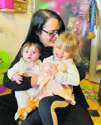 """<p class=""""caption"""">Vanessa: """"Sie ist die beste Mama und Oma, die man sich wünschen kann!""""</p>"""