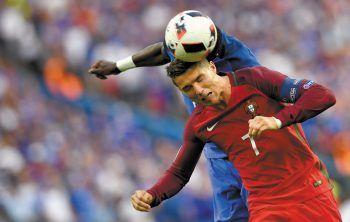 2016 kämpften Frankreich und Portugal um den Sieg – wer wird die diesjährige Fußball-EM gewinnen?