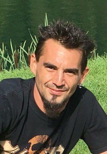 Andreas D. aus Hard trägt auffällige Piercings und ist tätowiert. Wer kann Hinweise auf den Verbleib des 41-Jährigen geben?Foto: handout/privat