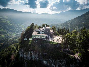 Besonders beliebt: Ein Ausflug auf den Dornbirner Hausberg Karren ist ein tolles Erlebnis! Fotos: handout/Dornbirn Tourismus