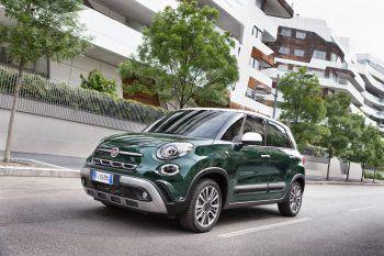 """<p class=""""caption"""">Den Fiat 500 L Cult gibt es im Autohaus Rohrer bereits ab 15.790 Euro.</p>"""
