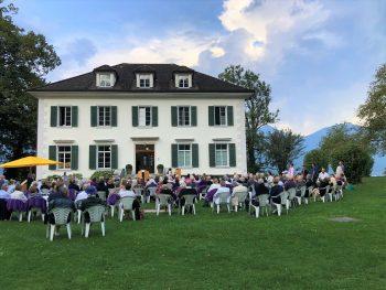 """Der """"Blumenegger Sommer"""" ist jedes Jahr wieder ein Highlight. Fotos: handout/Villa Falkenhorst"""