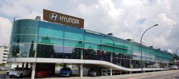 """<p class=""""caption"""">Die Hyundai Ellensohn Zentrale Dornbirn ist im Schwefel zu finden – ein Besuch lohnt sich!Fotos: handout/Ellensohn</p>"""