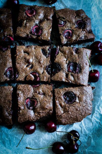 Die Kombination aus Schokolade und Kirschen ist einfach unwiderstehlich.Fotos: Hiebler/ SPAR