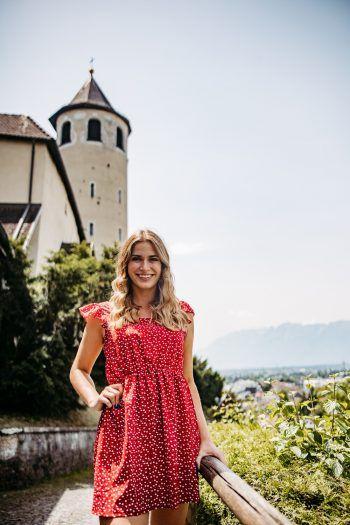 """<p class=""""caption"""">Ein Ausflugstipp: Von der Basilika in Rankweil hat man einen genialen Blick auf die Region Vorderland.</p>"""