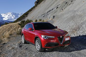 "<p class=""caption"">Ein schnittiger Italiener: Der Alfa Romeo Stelvio. Fotos: handout/Fiat, Falba Stuba</p>"