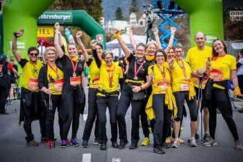 Jetzt noch anmelden und dabei sein, wenn das Lauf-Event wieder in der Alpenstadt stattfindet.Fotos: handout/W3