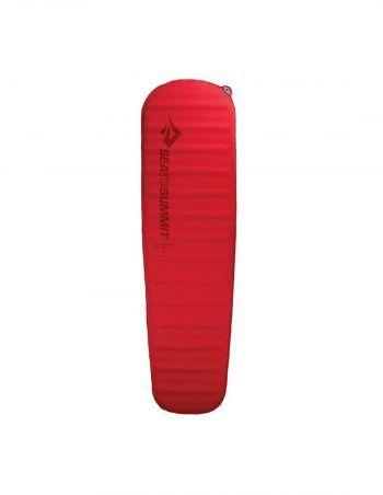 """<p class=""""caption"""">Klein verstaubare Isomatte von """"Seatosummit"""" – maximaler Komfort und Wärme auch bei kühlerem Klima. Nur im Shop Hard und Hohenems erhältlich. Preis 149,99 Euro.</p>"""