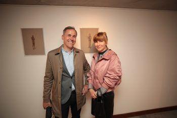 "<p class=""caption"">Michael Salzmann (VLV) und Brigitte.</p>"
