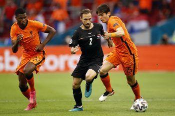Nach der Niederlage gegen die Niederlande wollen die Österreicher morgen gegen die Ukraine wieder volle Punkte holen. Fotos: GEPA