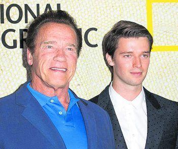 """<p class=""""title"""">               Patrick Schwarzenegger             </p><p>Der Sohnemann von Arnold Schwarzenegger arbeitet mit der """"Pacific Whale Foundation"""" zusammen und reinigt im Rahmen von Beach Clean Ups unter anderem die Strände Mauis.</p>"""