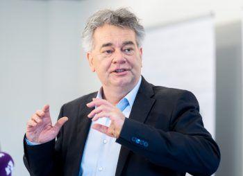 Vizekanzler Werner Kogler. Foto: APA