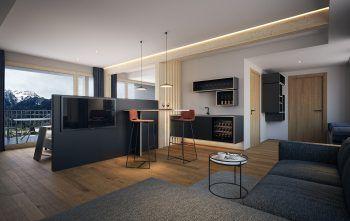 Als Highlights gelten die Penthouse-Suite und die 160 Quadratmeter große Sky-Terrasse.