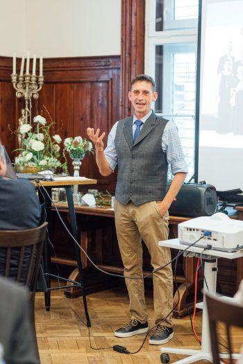 BFG-Präsident Alexander Pehr. Foto: BFG Raphael Sturm