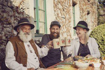 Die Brauerei Fohrenburg steht für 140 Jahre Brautradition. Foto: Marcel Mayer