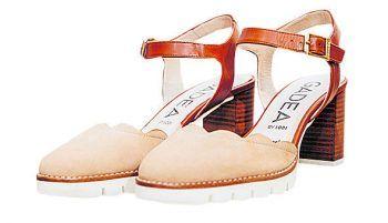 "<p class=""caption"">Die Leder-Schuhe der Marke ""Gadea"" sind bei Stilvoll um 149 Euro zu bekommen.</p>"