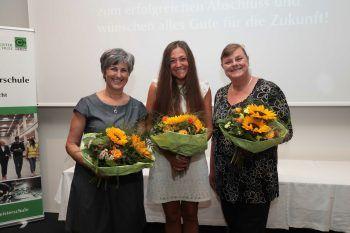 """<p class=""""caption"""">Eva Kohler, Ingrid Rehm und Rosi Brändle.</p>"""