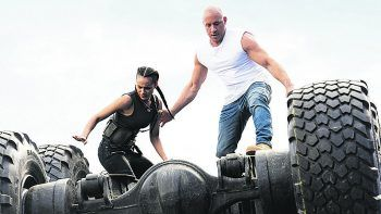 Fast & Furious 9 – im Kino. Foto: Universal Pictures