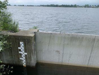 """Gestern Nachmittag gab es in Hard noch einen """"Puffer"""" von 20 Zentimetern.Foto: Vlach/VOL.AT"""