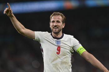 """Harry Kane, Kapitän England: """"Ich denke, das ist das bislang größte Spiel in der Karriere von uns allen. Schon als Kind habe ich davon geträumt, Trophäen für mein Land in die Höhe zu stemmen – und heute Abend haben wir die Gelegenheit dazu. Diese Chance müssen wir mit beiden Händen packen."""""""