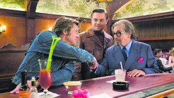 Once Upon A Time ... in HollywoodNetflix, Film, Drama/Comedy. Ein Schauspieler und sein Double wägen im Los Angeles des Umschwungs im Jahr 1969 ihre nächsten Schritte ab. Von Quentin Tarantino, mit Leonardo DiCaprio, Brad Pitt und Margot Robie. Läuft ab sofort.