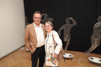 Rainer Wolf durfte zahlreiche Gäste bei der Eröffnung begrüßen. Foto: SmartPandeEberle