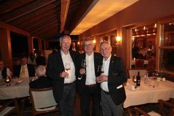 """<p class=""""caption"""">Ferdinand Büchele, Heinz Luef und Werner Reischmann</p>"""