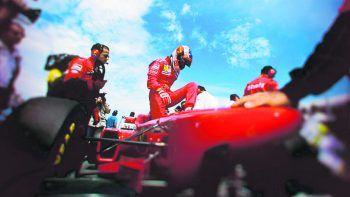 """<p class=""""title"""">Schumacher</p><p>Netflix, Film, Dokumentation. Anhand exklusiver Interviews und Archivaufnahmen zeichnet diese Doku ein eingehendes Porträt des siebenmaligen Formel-1-Champions Michael Schumacher. Ab Mittwoch.</p>"""