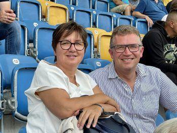 """<p class=""""caption"""">Jürgen und Doris Albrecht.</p>"""