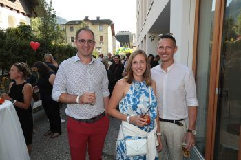 "<p class=""caption"">Marcel Nigg, Bettina und Joachim Klien.</p>"
