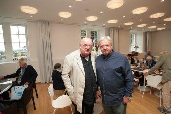"""<p class=""""caption"""">Referenten Rainer Bischof und Wolfgang Graninger.</p>"""