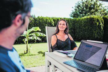 """<p class=""""caption"""">Tanja Scheichl-Ebenhoch hat den Krebs besiegt. Die Angst, dass er zurückkommt, ist aber noch immer da, verrät die 48-Jährige im Gespräch mit WANN & WO-Redakteur Harald Küng.</p>"""
