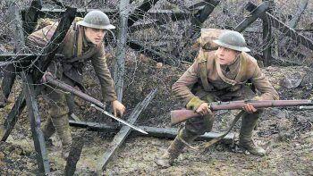 """<p class=""""title"""">1917</p><p>Prime, Film, Drama. Zwei junge britische Soldaten im ersten Weltkrieg haben nur einen Tag Zeit, um eine Nachricht zu überbringen und so ein Massaker zu verhindern. Ab Dienstag.</p>"""