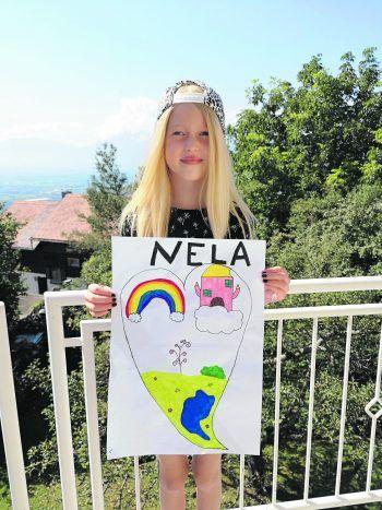 Auch Nela aus Viktorsberg hat bei unserem Gewinnspiel mitgemacht und darf sich über 200 Euro WANN & WO-Schulgeld freuen.