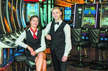 """Beim """"Carrer Day"""" im Casino Bregenz erhält man einen spannenden Blick hinter die Kulissen. Foto: handout/Casino Bregenz; Udo Mittelberger"""